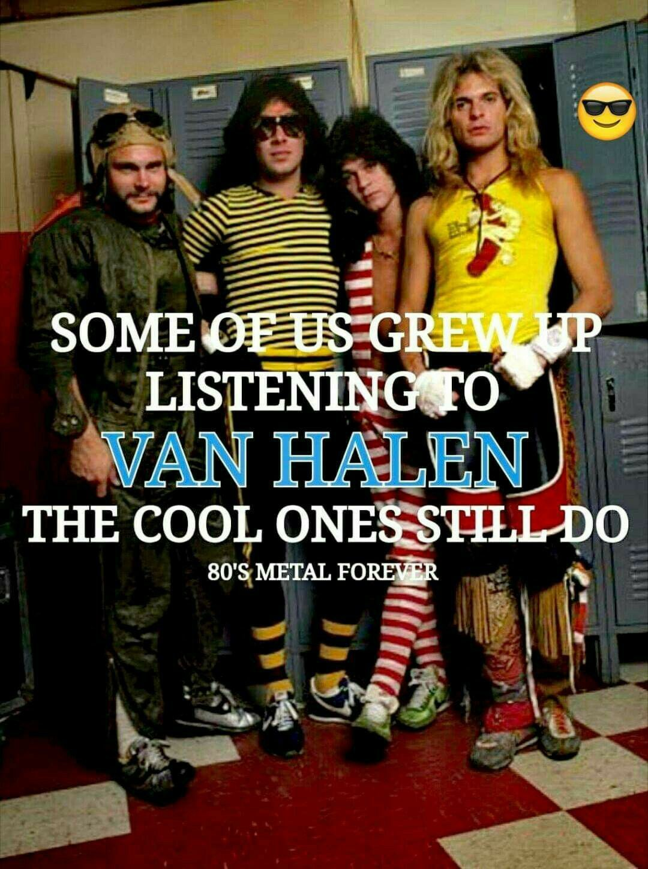 Pin By Bill Osborn On Van Halen Van Halen Eddie Van Halen Halen