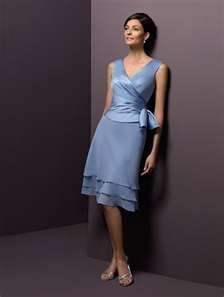 Afternoon Mother of Bride Dresses