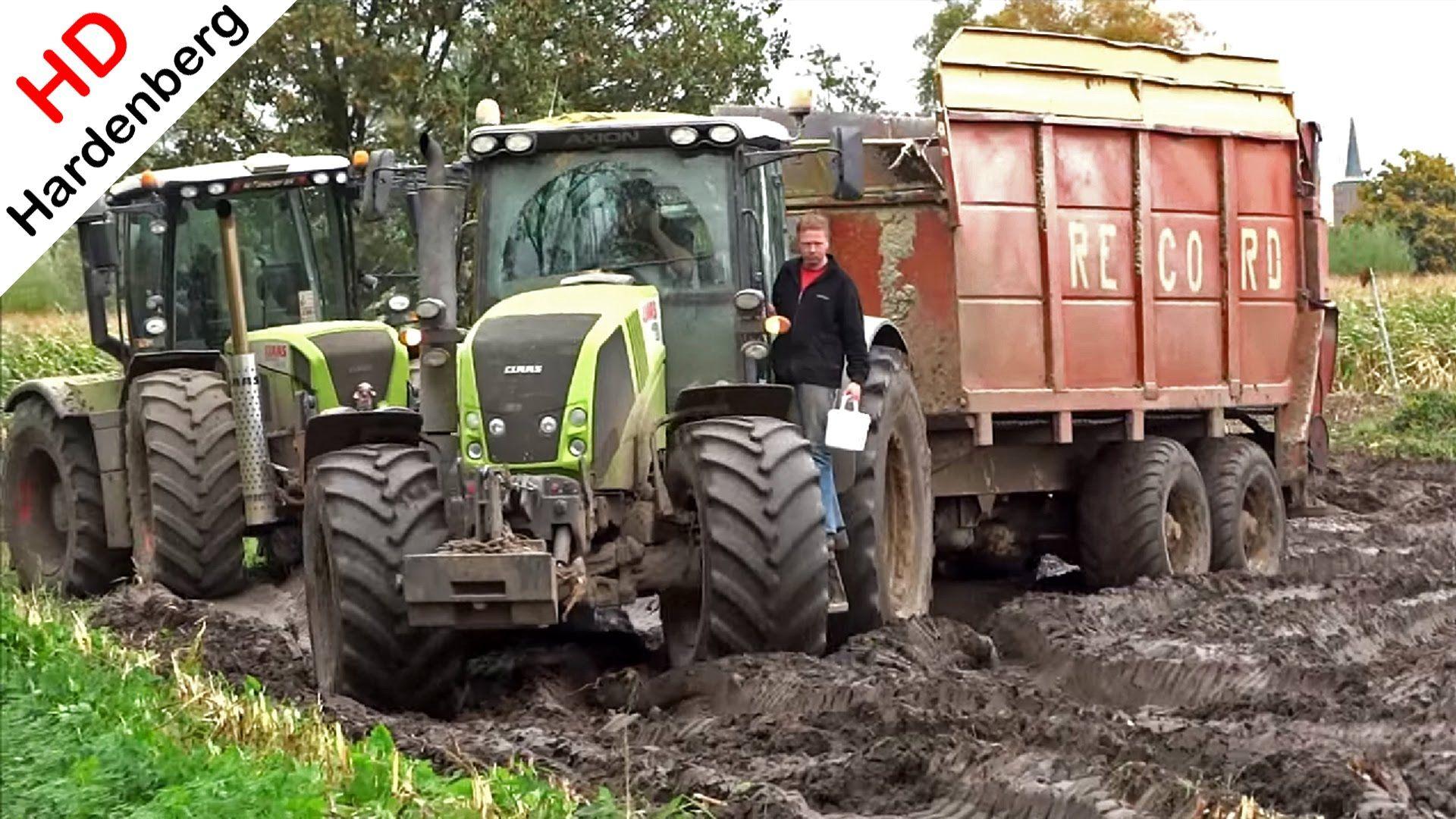 Pin Op Tractors