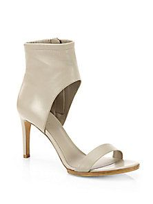 7a6a2ce7335a Vince - Annalie Leather Ankle-Cuff Sandals