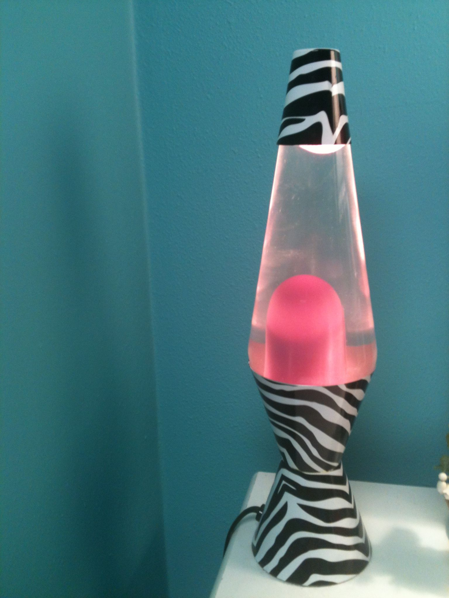 Cute lava pink/zebra lava lamp | Cute | Pinterest | Lava lamp ...