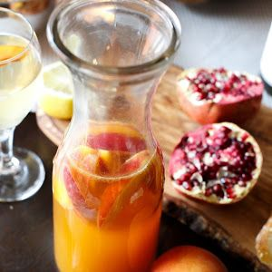 Signature Drink | Prosecco Sangria Recipe | Yummly