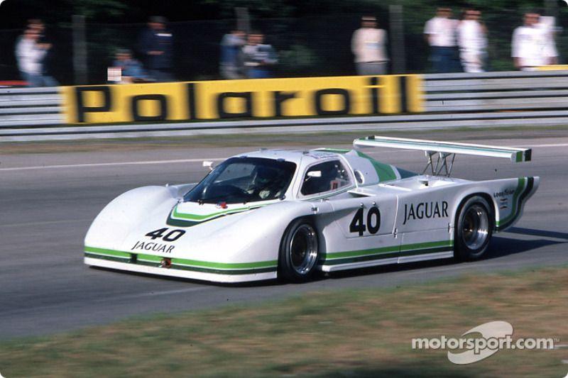 40 Jaguar Group 44 Jaguar Xjr5 Brian Redman Jim Adams Hurley Haywood At 24 Hours Of Le Mans Jaguar Brian Redman Le Mans