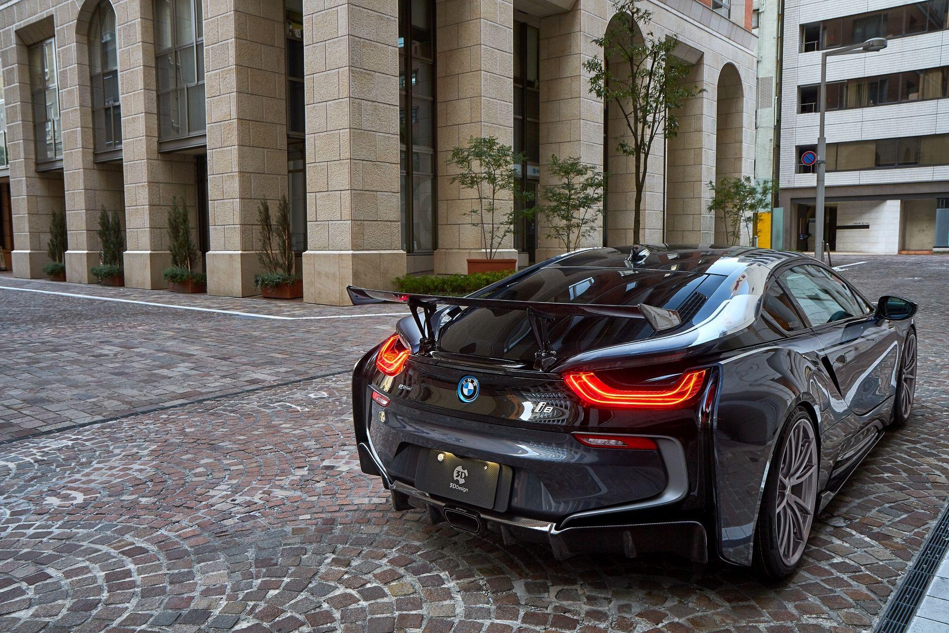 BMW I12 i8 Coupe eDrive SheerDrivingPleasure iPerformance