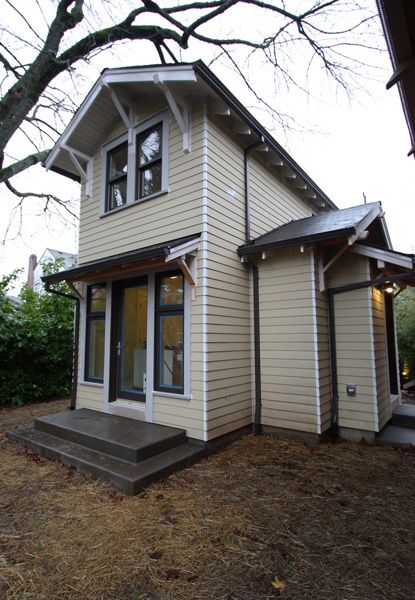 Remodeling Home Building Photos Portland Seattle Accessory Dwelling Unit Small Cottages 400 Sq Ft House