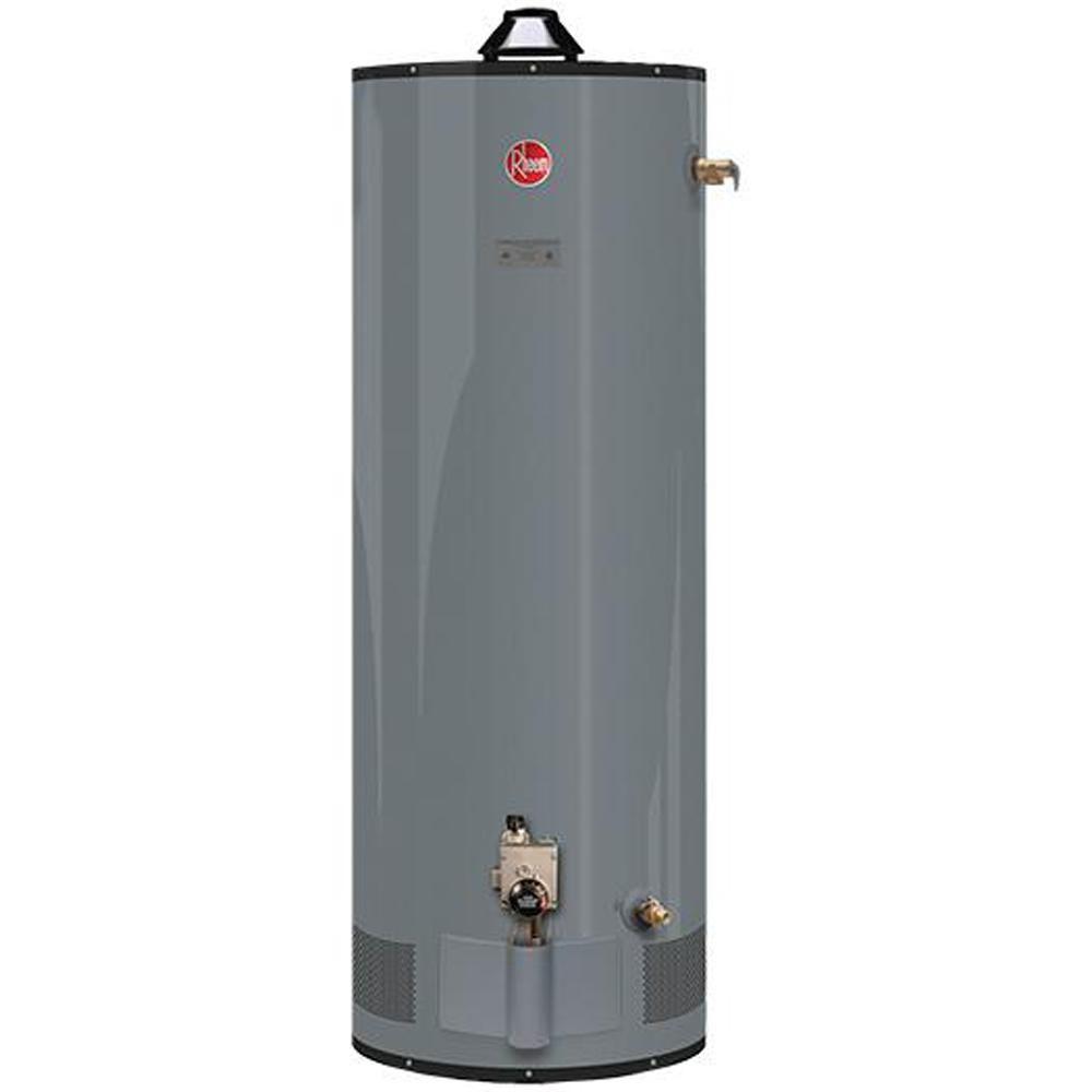 Rheem commercial medium duty 100 gal 80k btu natural gas