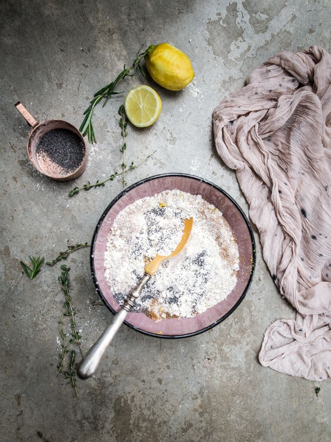 flour and lemon ingredients food photography photo and recipe carolina ferrer