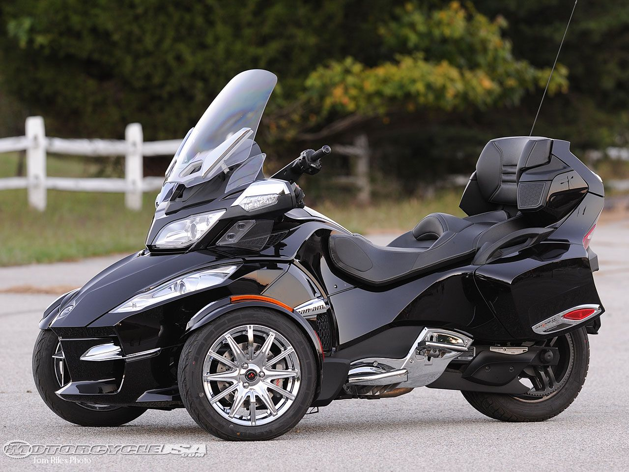 2013 can am spyder roadster