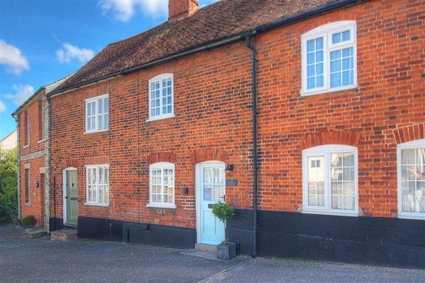 Suffolk holiday cottage Red Brick Cottage Lavenham