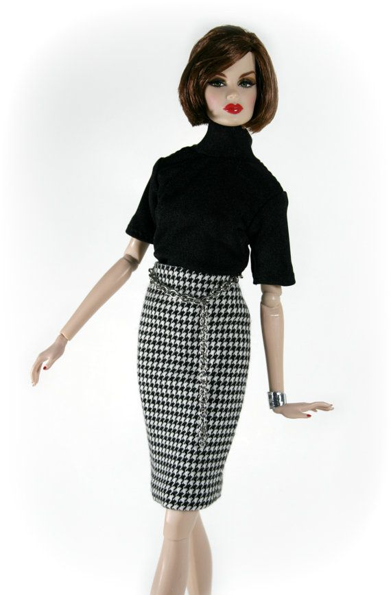 Houndstooth by Chic Barbie Designs