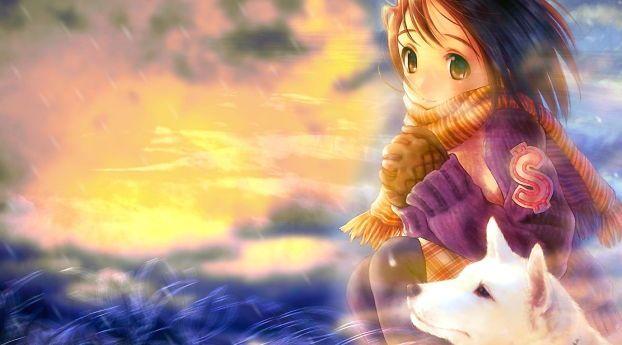 Wolf Girl And Black Prince Anime