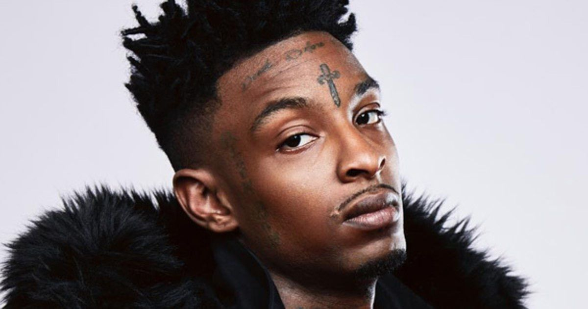21 Savage Is In In Lockdown For 23 Hours A Day With Little Human Contact Says Co Manager Savage 21 Savage American Rappers