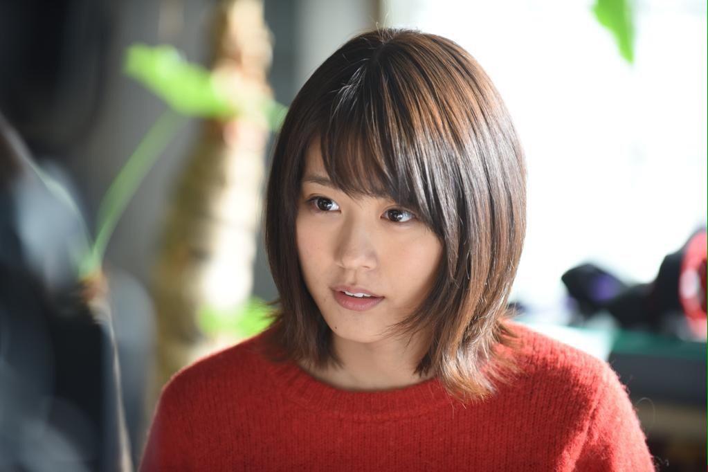 有村架純 Fanpage On Twitter Japanese Beauty Japanese Girl Hair Styles