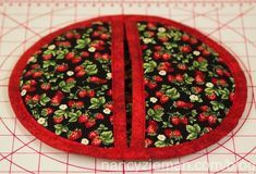 Sew a Pot Holder in 60 Minutes