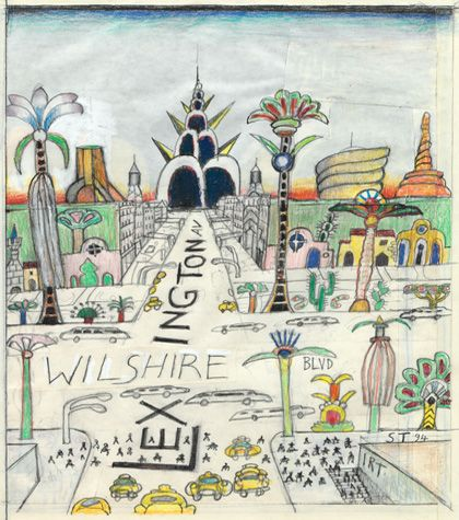 saul steinberg artist | Wiltshire and Lex