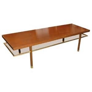 Harvey Probber Mid Century Modern Coffee Table American 1950 s