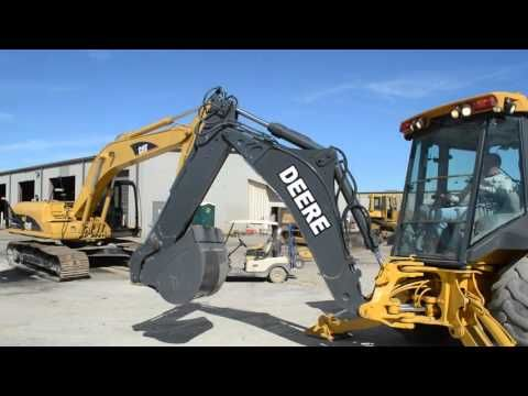 JD 310J GLENN CUSTOMER VIDEO 10 6 15