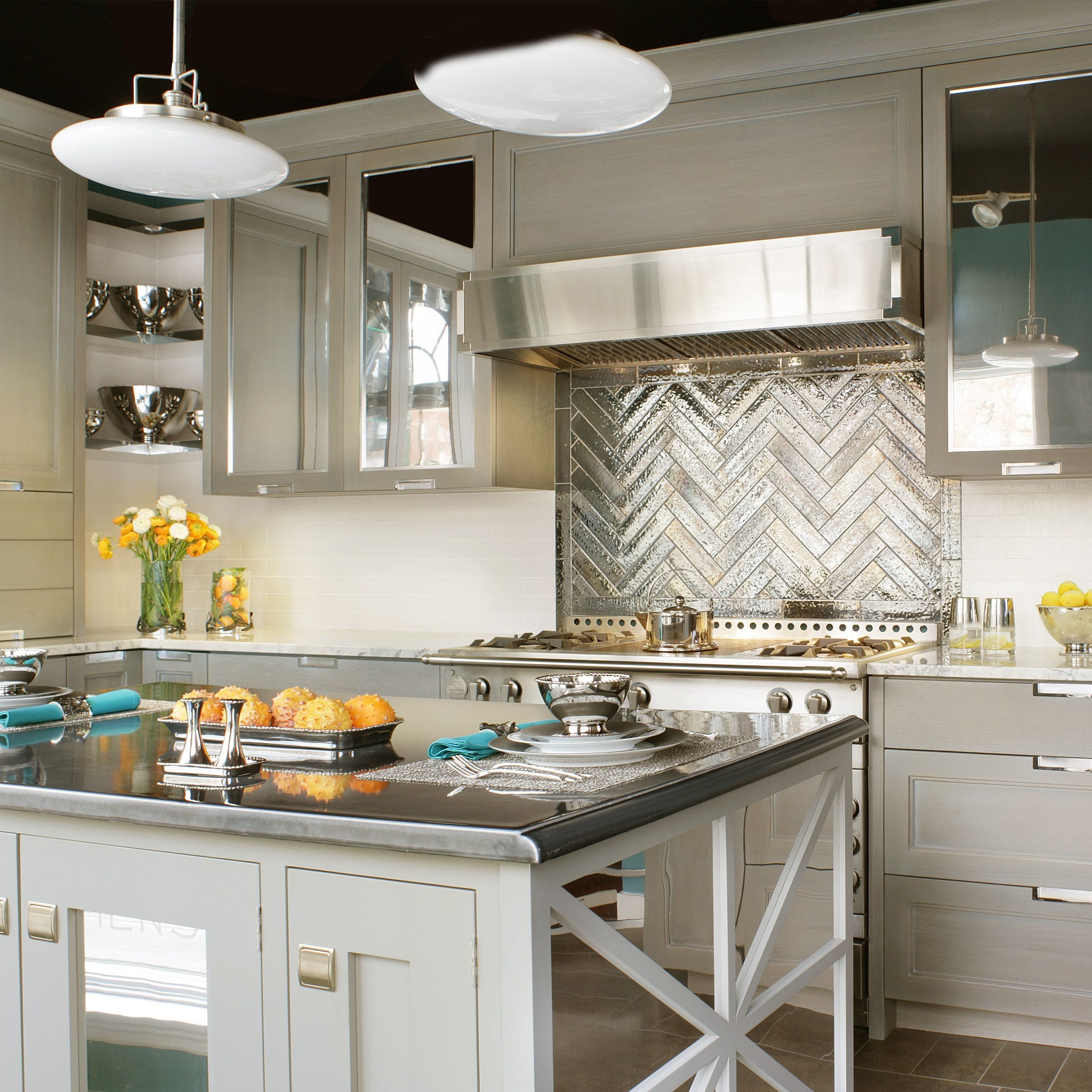 Lovely Shaker Style Wall Cabinets