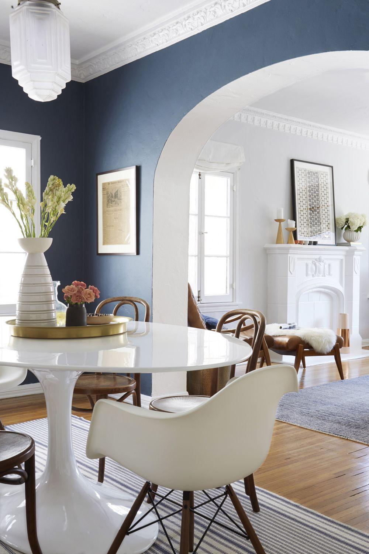 Ginny Macdonald Saarinen Table Open Dining Room Dining Room