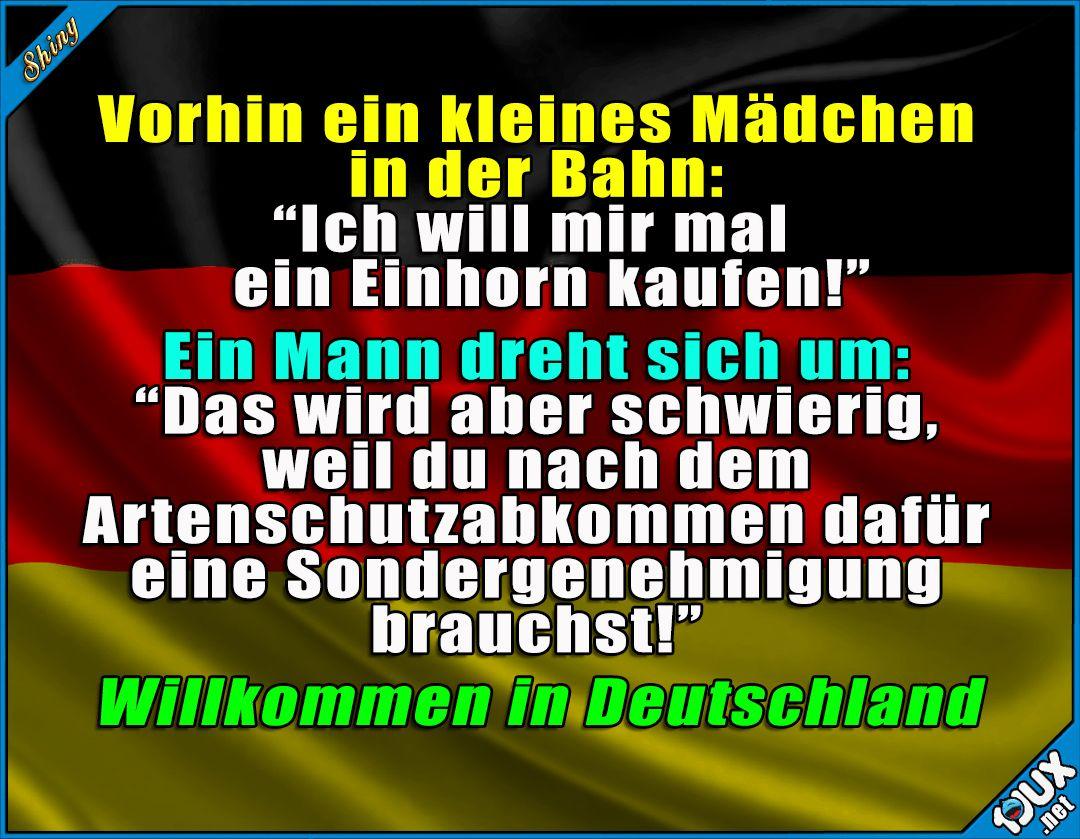 Das war ganz sicher ein Deutscher ^^' L.