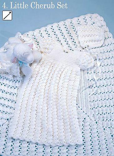 Ravelry Little Cherub Set Blanket Pattern By Michele Maks Free