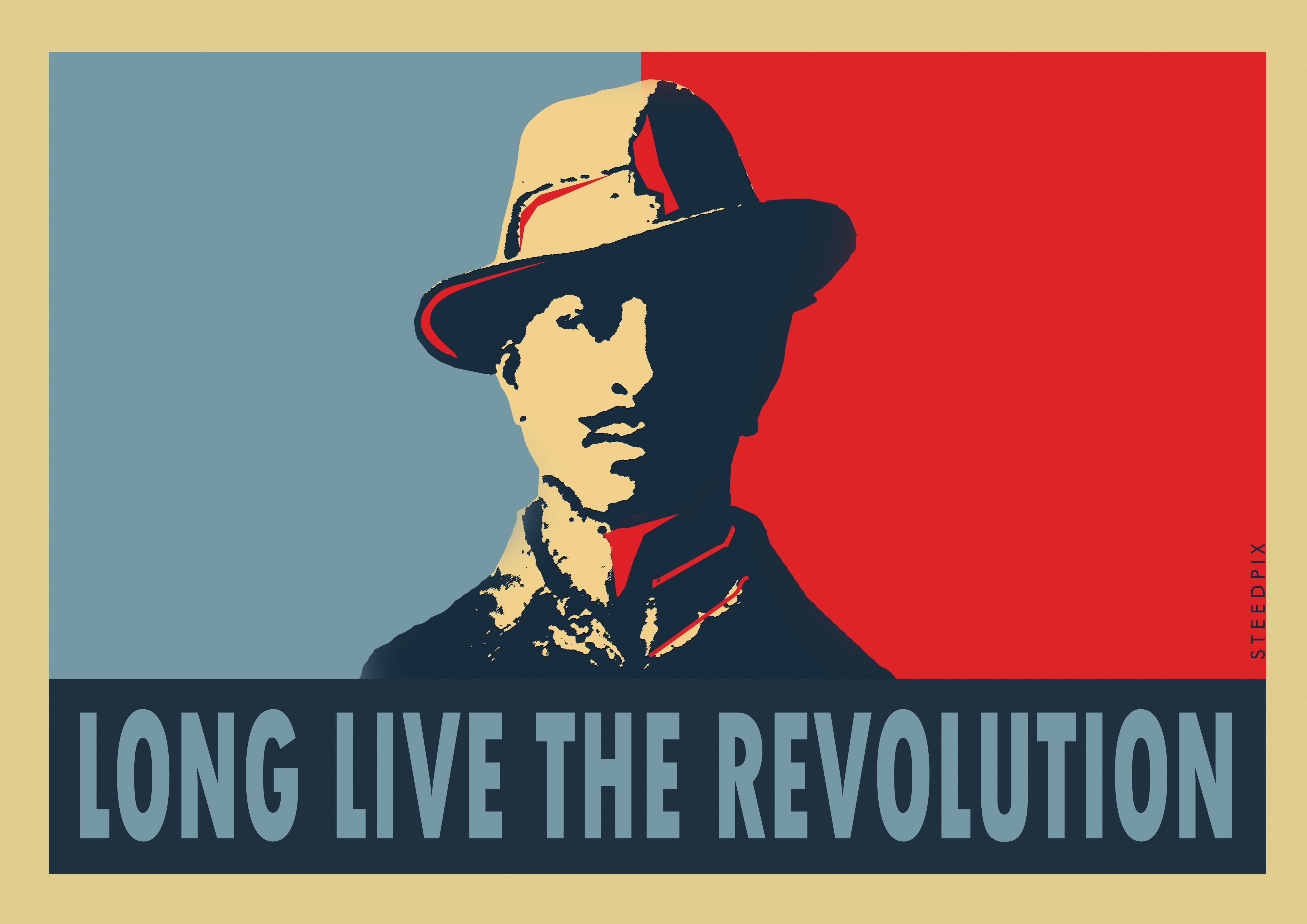 Bhagat Singh. Long Live The Revolution. | Bhagat singh ...