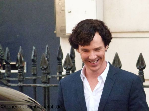 Sherlock, filming season 3, 8/21/2013