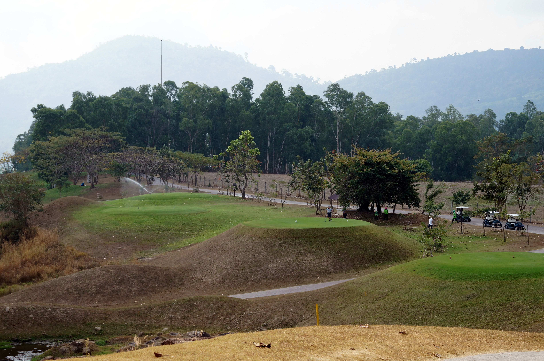 thaimaa golf