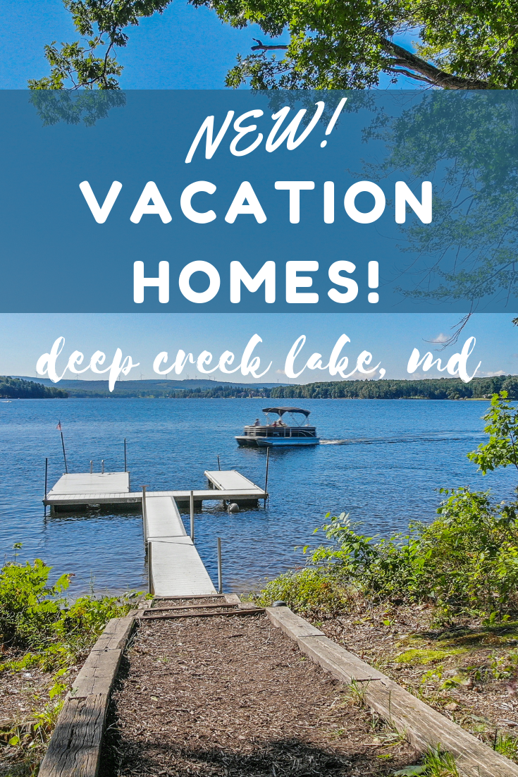Groovy See New Vacation Rental Homes At Deep Creek Lake Maryland Home Interior And Landscaping Ponolsignezvosmurscom