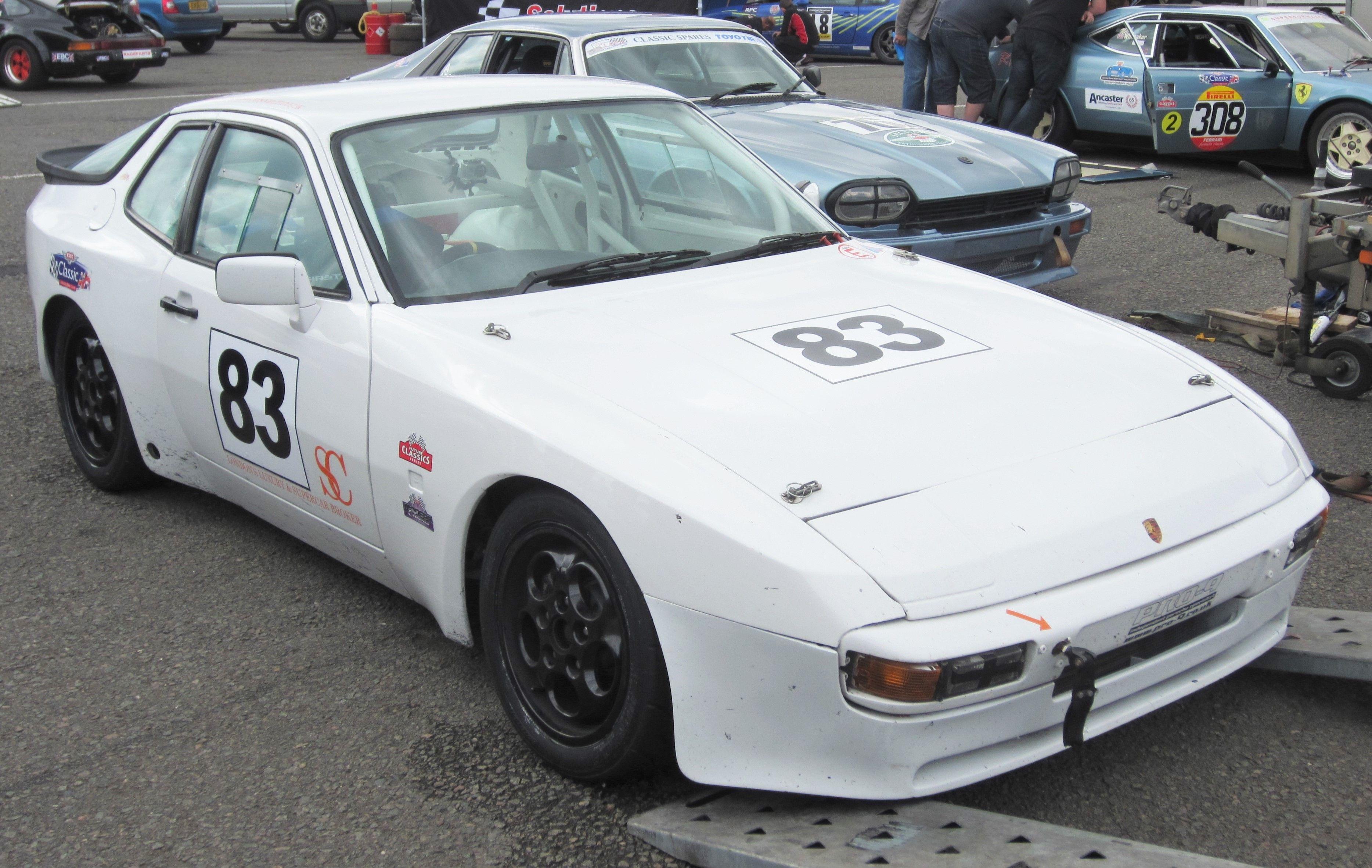 1989 Porsche 944 C CSCC Future Classics Pinterest