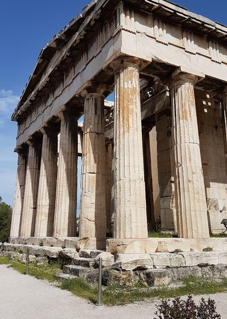 Stedentrip Athene In 2020 Athene Bezienswaardigheden En Antiek