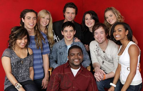 American Idol Announces Top 10 Season 7 American Idol American