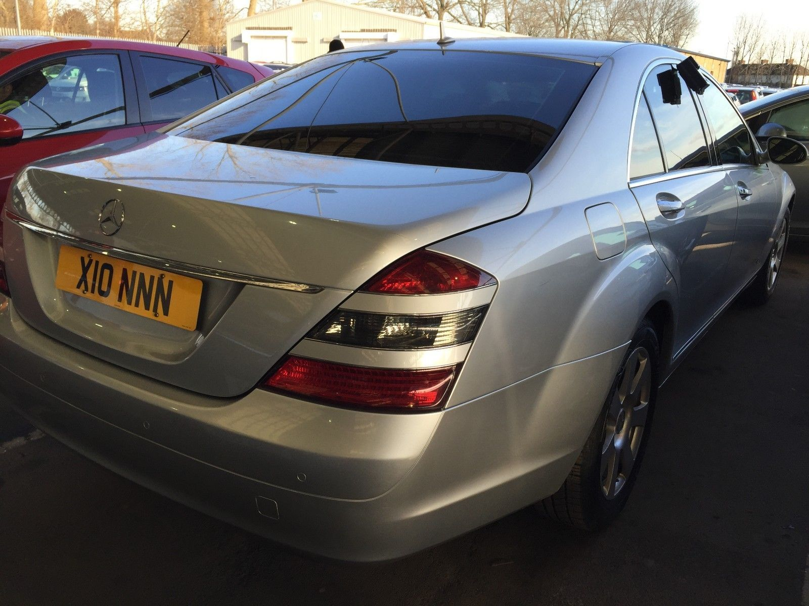 06 mercedes s320 3 0 cdi spares or repair drives but stops when