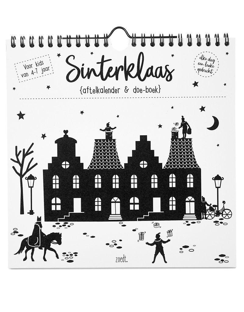 Www Decooz Nl Aftelkalender Sinterklaas Boeken