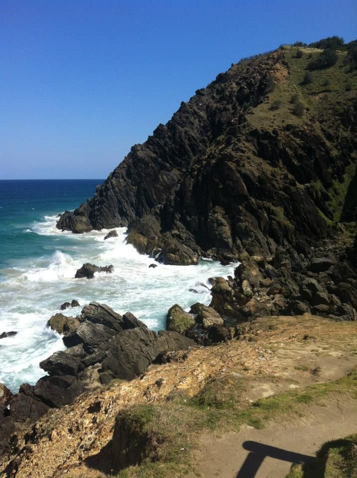 Byron Bay - Most Eastern point of Australia's mainland