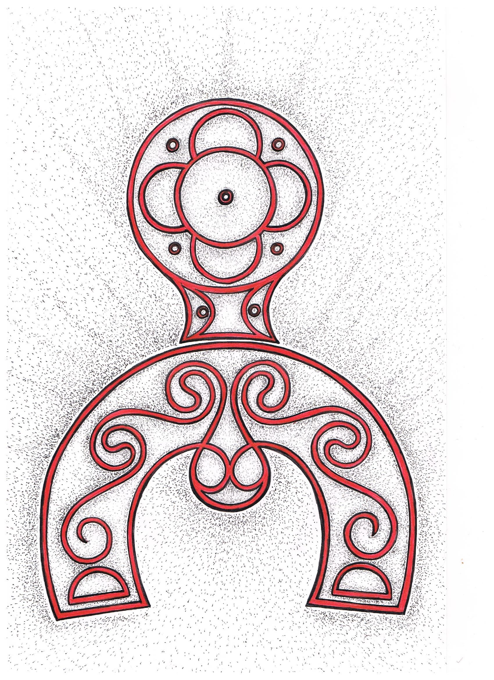 Pictish Class 1 Symbols