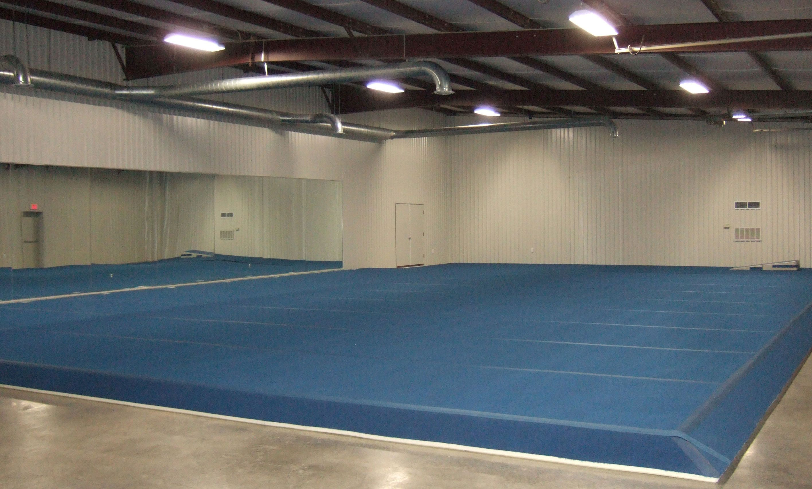 Our Complete Assembled Spring Floor Systems Are The Best In The