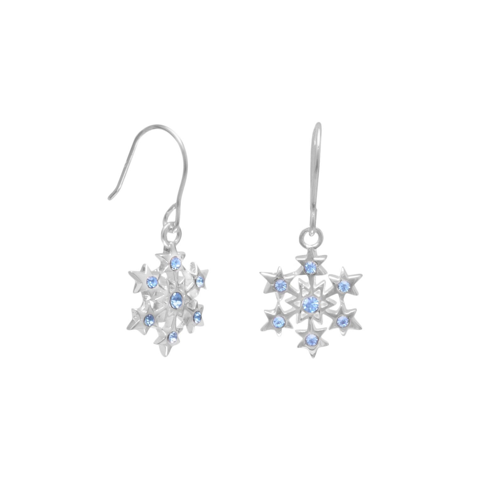 Filigree Dangle Diamond Earring