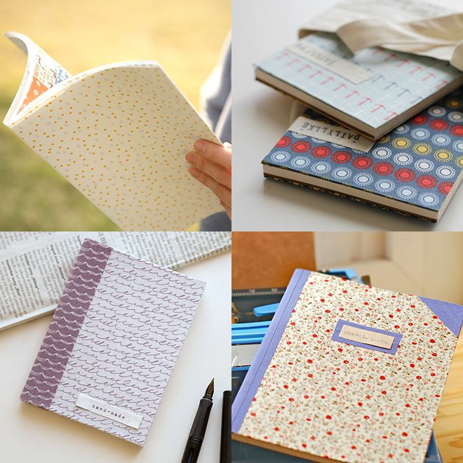 3 Easy Ways To Decorate Your Notebooks Dailylike Diy Projects