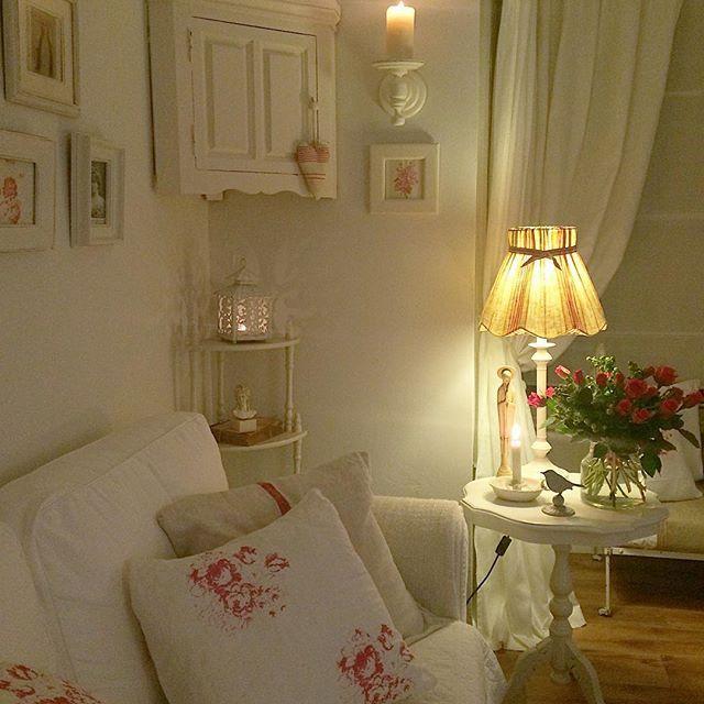40 Cozy And Romantic Cottage Living Room 46 17 Best Images: Buongiorno… E' Da Qualche Tempo Che Seguo Su Instagram Il