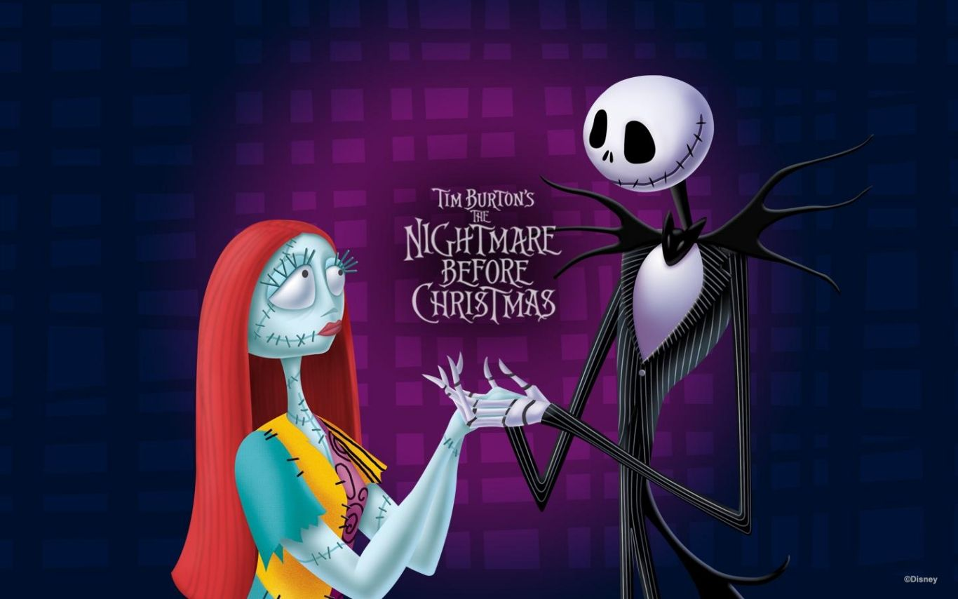 The Nightmare Before Christmas - Wallpaper (1366x854)   Wallpapers 4 ...