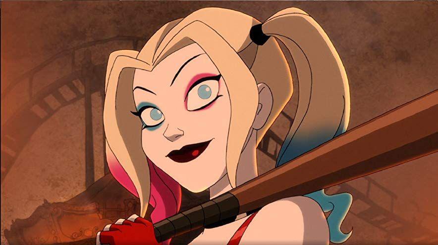 Kaley Cuoco in Harley Quinn (2019)