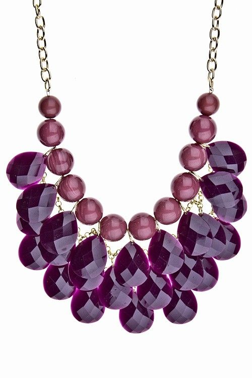 The Felicia Necklace - This week's Swell Steal {Five Stunning Color Options}