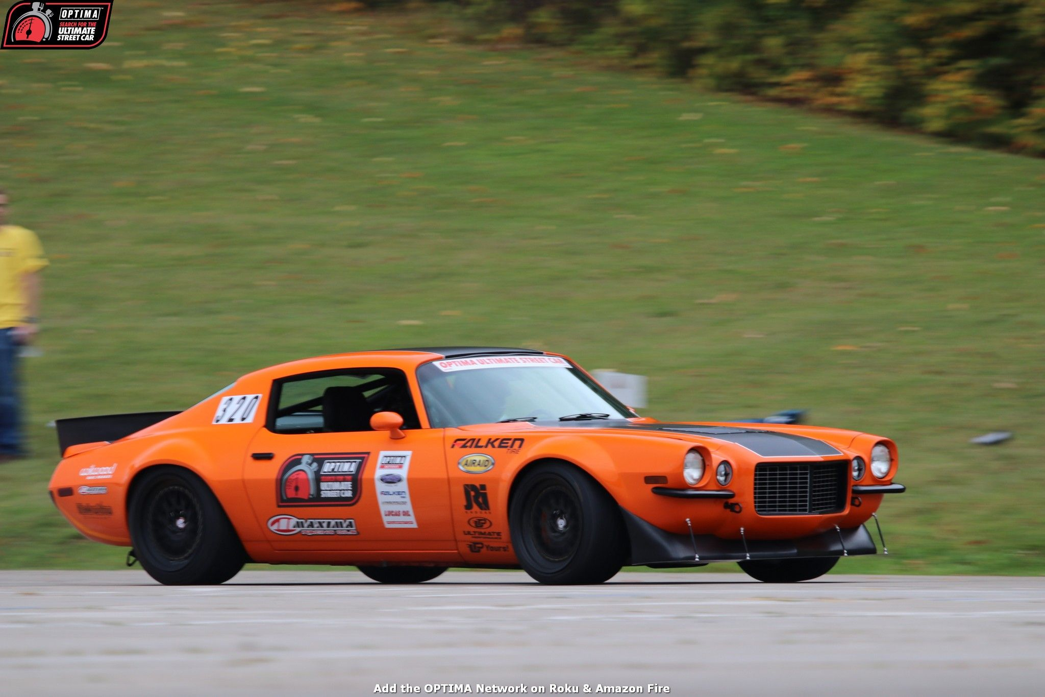 the list of iconic second gen Camaros Brian Hobaugh s 73