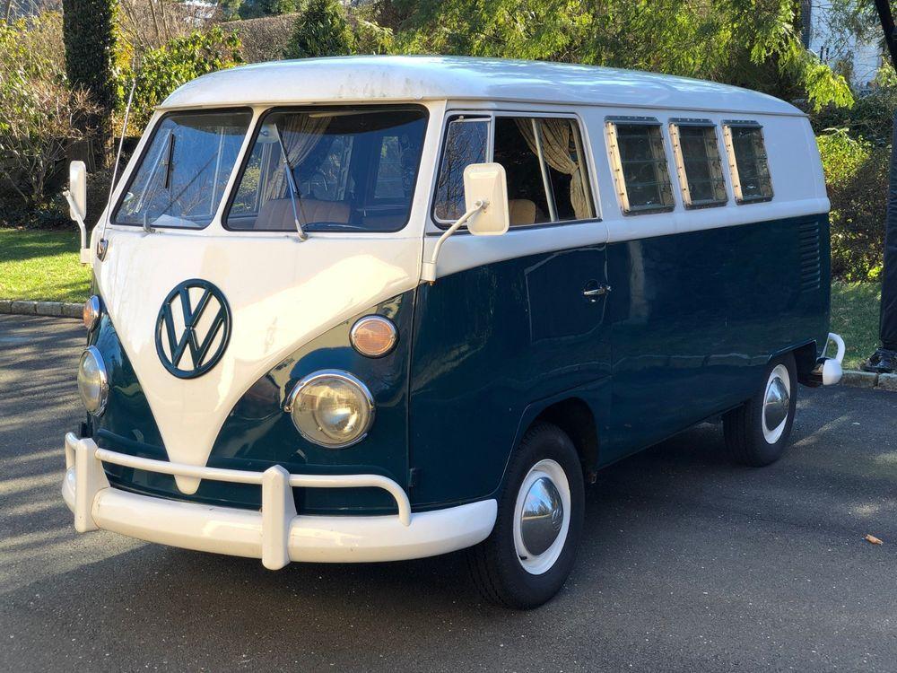 1965 Volkswagen Bus Vanagon 1965 Volkswagen Bus Caravelle Camper