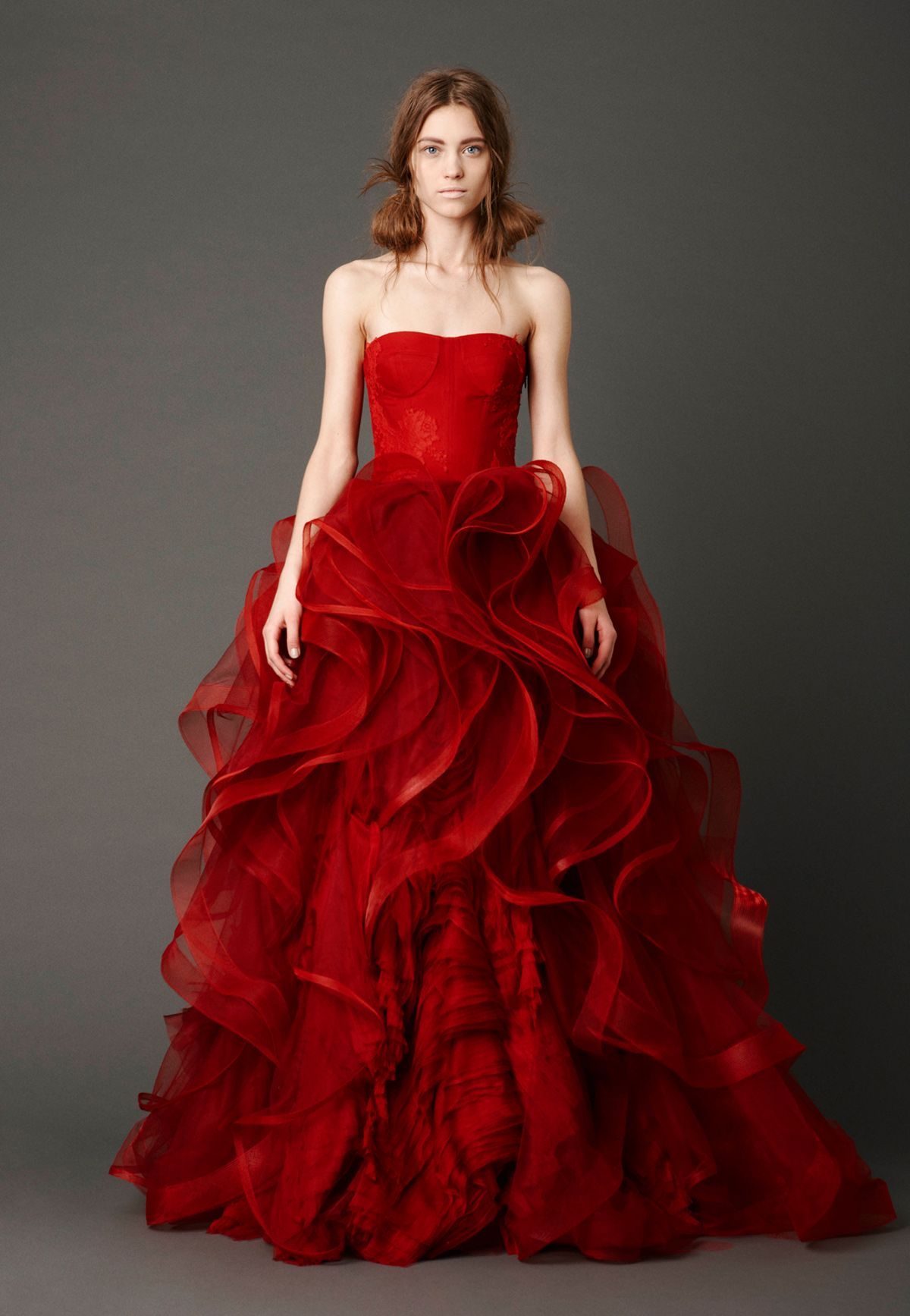 Wedding Dresses Bridal Gowns by Vera Wang  Iconic  Wedding dress