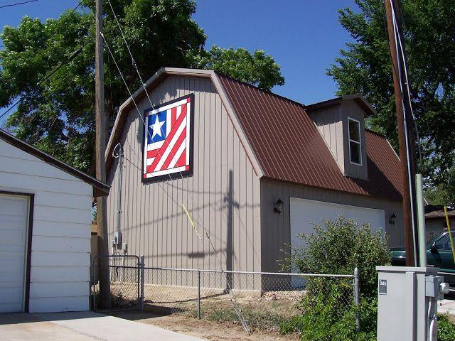 Barn Quilt 'American Pride'
