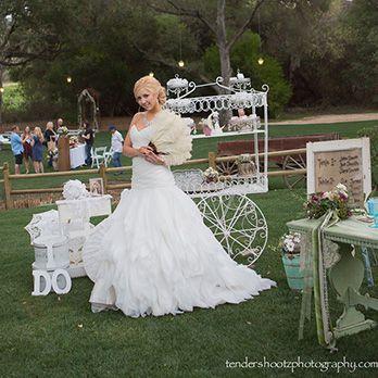 Vintage wedding accessories  www.celebrationsbydi.com