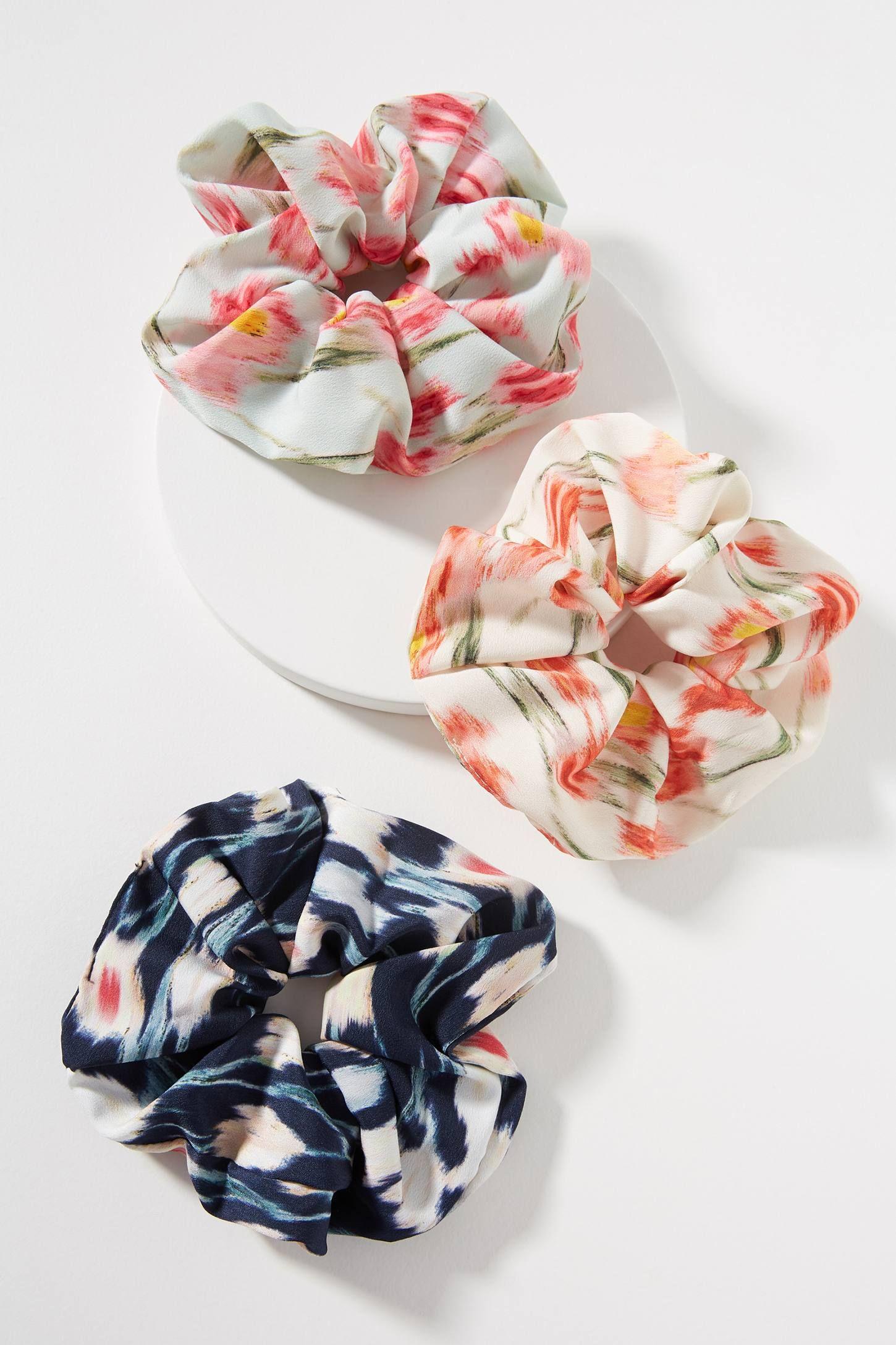 Azalea Scrunchie Set in 2020 Scrunchies, Women's