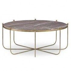 Mr Brown Tangmere Coffee Table Granite Mr Brown Tangmere Coffee Table  Granite